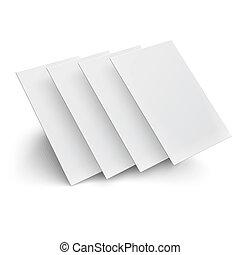 φόντο. , άσπρο , επικρέμαμαι , σελίδες , κενό