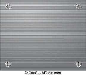 φόντο. , μικροβιοφορέας , μέταλλο , illustration.