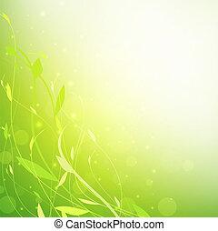 φόντο , πράσινο , άνθινος