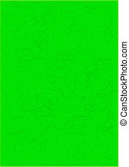 φόντο. , πράσινο