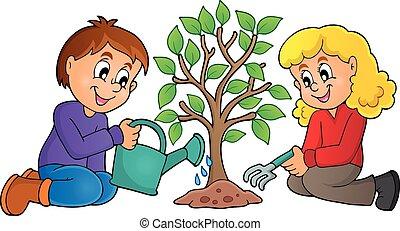φύτεμα , μικρόκοσμος , εικόνα , αγχόνη 1 , θέμα