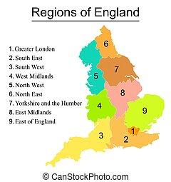 χάρτηs , αγγλία , περίγραμμα , γραφικός , φόντο , άσπρο