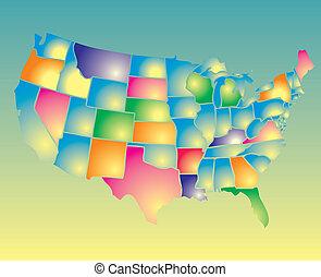 χάρτηs , αμερικανός , μικροβιοφορέας , τέχνη , eps8