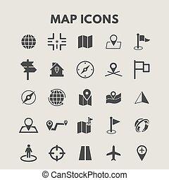 χάρτηs , απεικόνιση