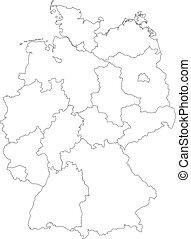 χάρτηs , από , γερμανία