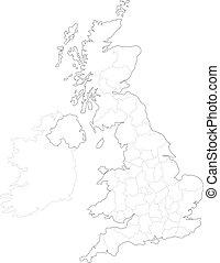 χάρτηs , βρετανία