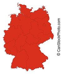 χάρτηs , - , γερμανία