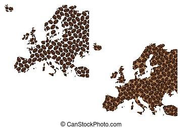 χάρτηs , ευρώπη