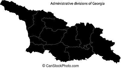 χάρτηs , georgia μαύρο