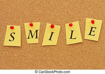 χαμόγελο