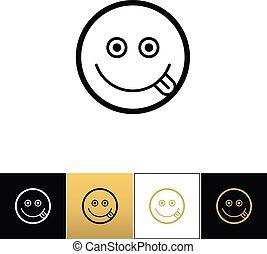 χαρά , μικροβιοφορέας , χαμόγελο , ο ενσαρκώμενος λόγος του θεού , ευθυμία αίσιος , ή , εικόνα