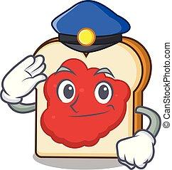 χαρακτήρας , πελτέs , αστυνομία , γελοιογραφία , bread