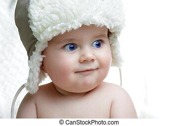 χαριτωμένος , καπέλο αγόρι