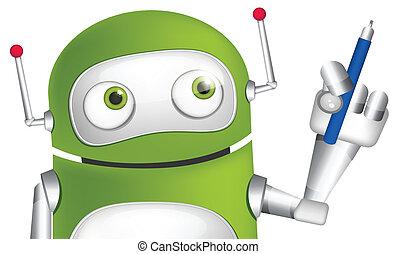 χαριτωμένος , ρομπότ