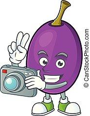 χαριτωμένος , ρυθμός , φωτογράφος , winne, φρούτο ,...
