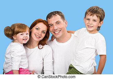 χαρούμενος , οικογένεια
