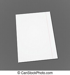 χαρτί , αδειάζω , σημειωματάριο , σελίδα