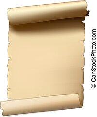 χαρτί , γριά , έγγραφος