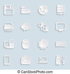 χαρτί , θέτω , τεχνική ορολογία απεικόνιση