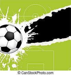 χαρτί , ποδόσφαιρο , μετοχή του tear , μπάλα