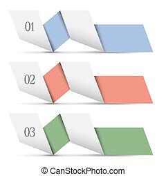 χαρτί , origami , σημαίες , αριθμητική