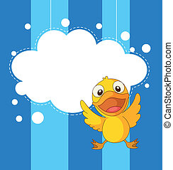 χαρτικά , παιγνιδιάρης , duckling