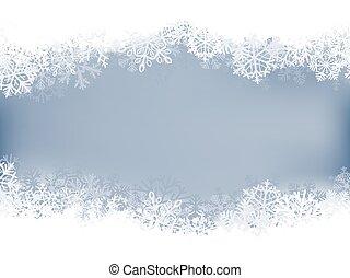 χειμερινός άδεια , φόντο