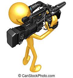 χειριστής κάμερας