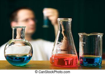 χημικός , έρευνα , γενική ιδέα