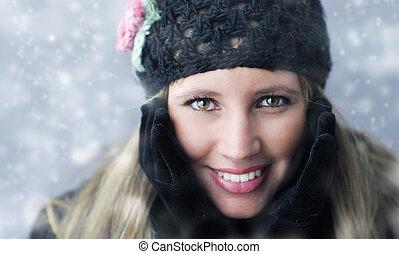 χιονάτος , ημέρα