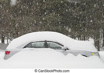 χιόνι , ημέρα