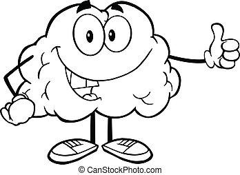 χορήγηση , εγκέφαλοs , γενικές γραμμές , αντίστοιχος δάκτυλος ζώου ανακριτού