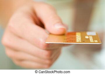 χορήγηση , κάρτα