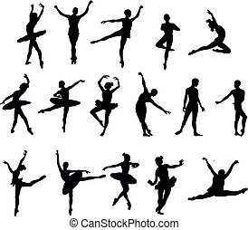 χορευτής μπαλλέτου