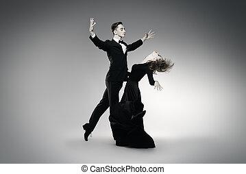 χορεύω , έκφραση , ταγκό