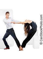 χορεύω , έκφραση