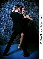 χορεύω , διάπυρος