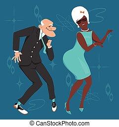 χορός , αγαπητέ μου ακόλουθοι