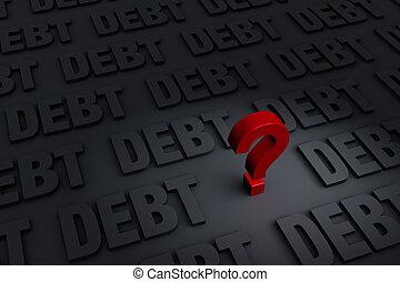 χρέος , ερώτηση