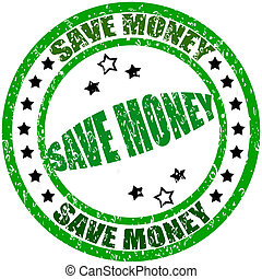 χρήματα , αποταμιεύω
