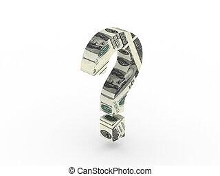 χρήματα , ερώτηση