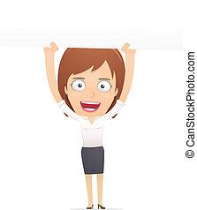 χρήση , διαχειριστής , dialogs, characters., άλλος , κορίτσι , suitable
