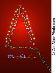 χριστουγεννιάτικο δέντρο , αγωνιστική κατάσταση , γιρλάντα , πνεύμονες ζώων