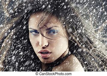 χριστούγεννα , χιόνι