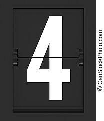 χρονοδιάγραμμα , 4 , μηχανικός , αριθμόs , πίνακας