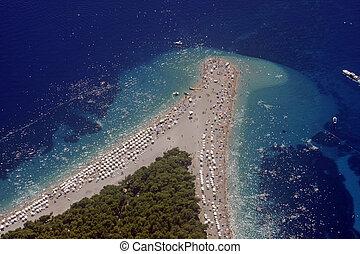 χρυσαφένιος , ακρωτήριο , παραλία
