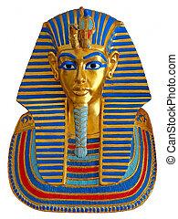 χρυσαφένιος , αρχαίος , μάσκα