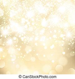 χρυσαφένιος , αφαιρώ , γιορτή , φόντο