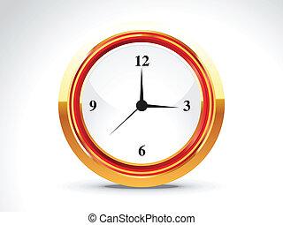 χρυσαφένιος , αφαιρώ , λαμπερός , ρολόι