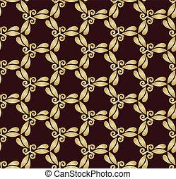 χρυσαφένιος , αφαιρώ , μικροβιοφορέας , seamless, πρότυπο
